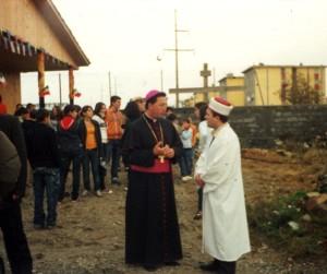 Gezim Kopani dhe Luçiano Agustini