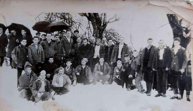 Fshati Meçe-Kabash, Puke. Fotografi e vitit 1967