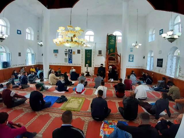Xhamia e qytetit Puke (Fiter Bajram 24 maj 2020)