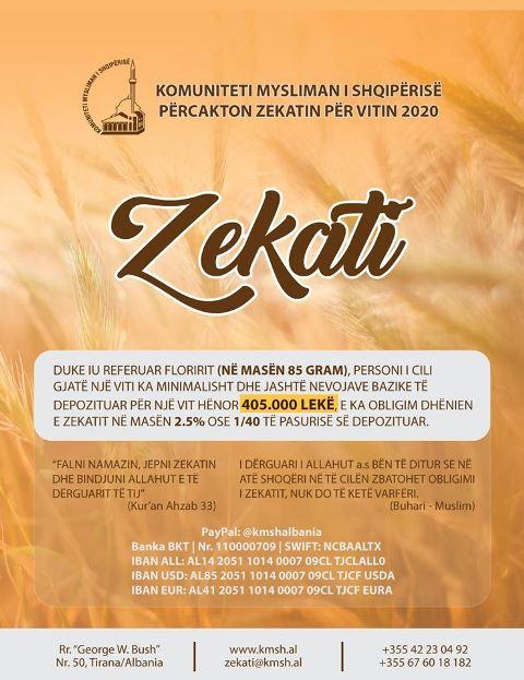 Zekati
